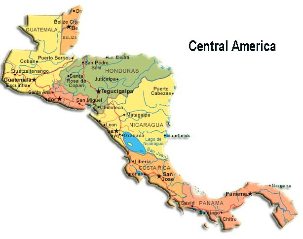 Central America Contact